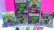 The Loyal Subjects Transformers TMNT and Power Rangers Unboxing and Review