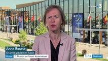 Russie : malgré les tensions, les affaires continuent au forum de Saint-Pétersbourg