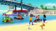PAW Patrol S03E25 - pups raise the paw patroller pups save the crows