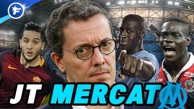Journal du Mercato : les pistes rêvées de l'Olympique de Marseille
