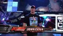 John Cena & Randy Orton battle the entire Raw roster- Raw, March 17, 2008