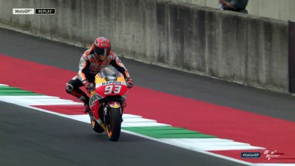 Marquez IMPOSSIBLE SAVE in Slow Motion!