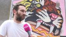 Info / Actu Loire Saint-Etienne - A la Une : Le festival SAFIR place Roche-la-Molière sur la scène internationale du Street Art