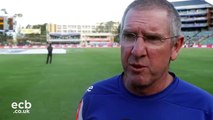 Trevor Bayliss on how England must improve for the World Cup