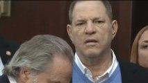 Weinstein es formalmente acusado de violación y abuso sexual