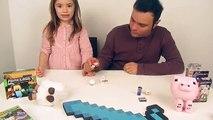 Construcción de figuras de Minecraft - Minecraft building figures - Lego