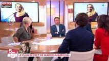 Marion Maréchal  bientôt dans Le Divan ? Marc-Olivier Fogiel répond dans C à Vous (Vidéo)