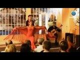 """""""Flamenco de Málaga"""" com a Cia Flamenco de Mi Sierra - Cordas e Música"""