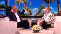 Ellen Welcomes Transcendental Meditation Expert Bob Roth