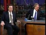 Norm Macdonald   David Letterman   03 26 1999