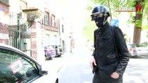 Sécurité routière : dans la roue d'un activiste à vélo