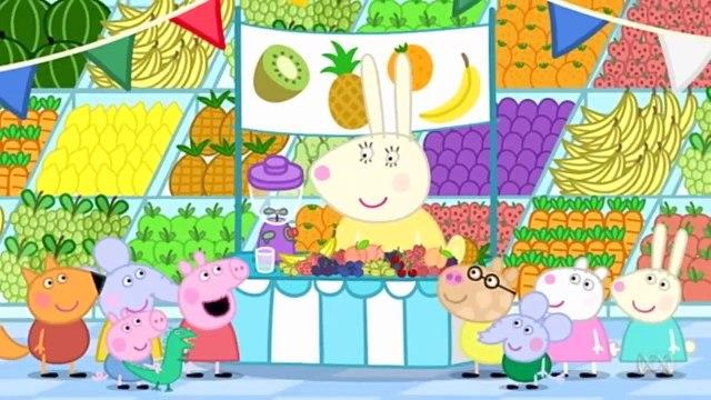 Peppa Pig Season 4 Episode 45 ✿ Fruit✿