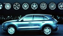 Porsche Cayenne (2018) Ready to fight Range Rover Sport