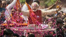 Modi Government के 4 years complete ,दिया साफ नीयत, सही विकास एक बार फिर मोदी सरकार । वनइंडिया हिंदी