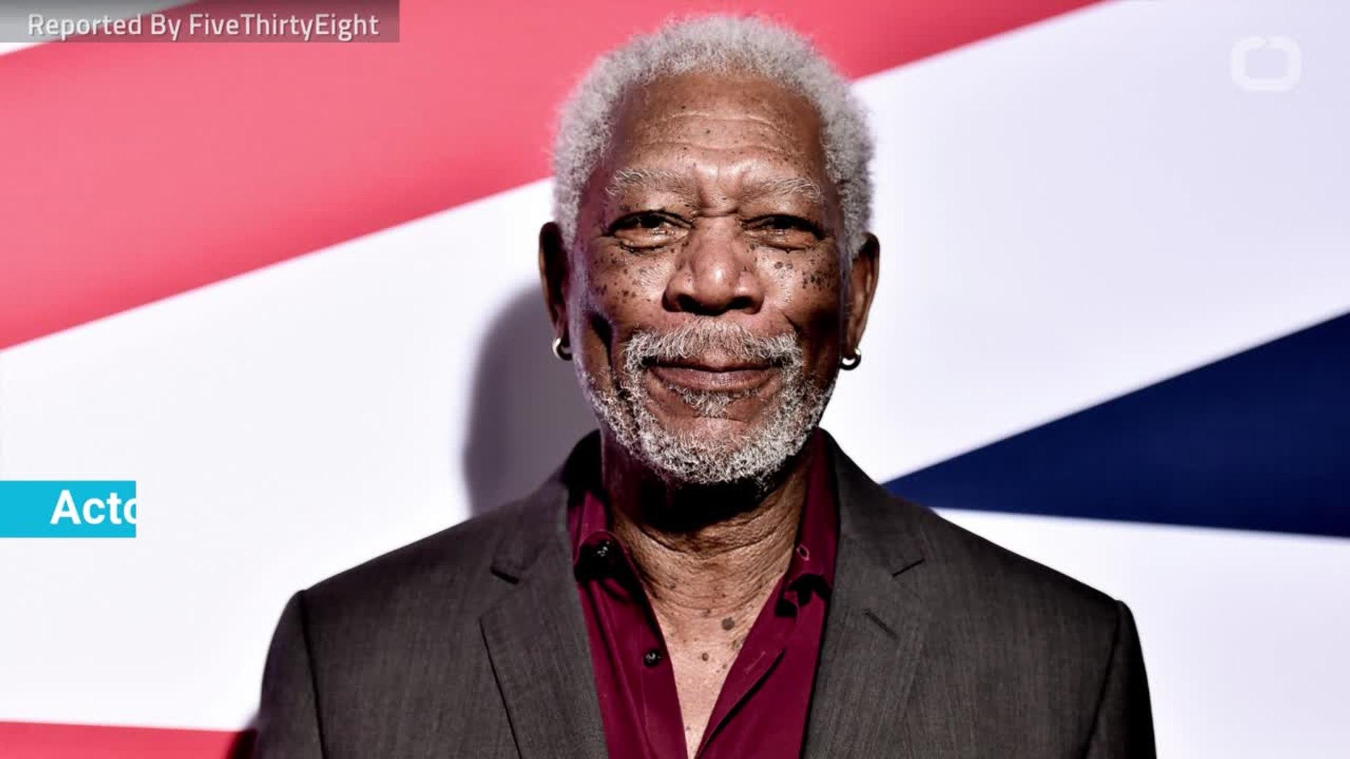 Eight Women Accuse Morgan Freeman Of Harassment