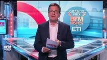 Troisième sélection des Grands Prix BFM Business Palatine des ETI: Lutti VS La Compagnie du Lit - 26/05