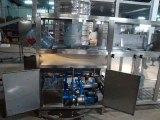 60 bottles per hour washing filling capping machine for 18.9 liter water bottles.