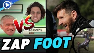 Zapping Foot