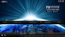 IPTV using Entertainment HUB Addon ( KODI / XBMC ) - (December new)