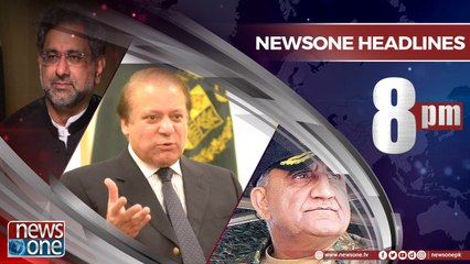 Newsone Headlines 8PM | 27-May-2018 |
