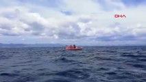 Balıkesir Ayvalık Ta Balıkçı Teknesi Battı 1 Kişi Kurtarıldı 4 Kişi Kayıp-Ek