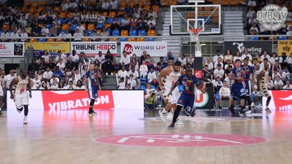 Résumé - Playoffs Quart Aller - Orléans/Rouen - OLB TV