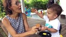 Vaimiti Michel Bourez nous dévoile son intimité qu'elle partage avec ses fils Kaoriki et Nikaea. Séquence fun et tendresse assurée ! #mamanjetaime #fêtede