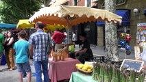 Alpes-de-Haute-Provence : le marché de Digne-les-Bains, une véritable institution !