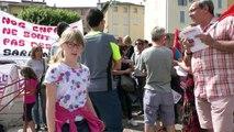Alpes-de-Haute-Provence : les parents et professeurs en colère à Digne-les-Bains !