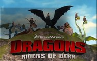 Dragons - Riders Of Berk S01E01 How To Start A Dragon Academy
