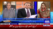 Why PMLN Not Summoned Nawaz Sharif Over His Statements As GHQ Summoned Asad Durrani- Moeed Pirzada To Maiza Hameed