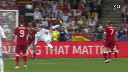 Bale redonne l'avantage au Real d'un sublime retourné