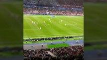 L'extraordinaire but BALE contre Liverpool.  Retourne bale vs Liverpool goal bal