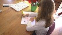 Fêtes des mères : les enfants dessinent leurs cadeaux - 26/05/2018