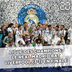 Real Madrid-Liverpool: Revivez la finale de la Ligue des champions