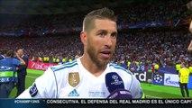 """Sergio Ramos: """"Cristiano no va a estar mejor en ningún sitio que en el Madrid"""""""
