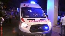 Sepetli motosiklet şarampole devrildi: 8 yaralı - ŞANLIURFA