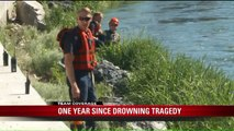 Family Honors Man Who Died Trying to Rescue Little Girl Who Fell in River