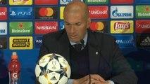 Finale - Zidane : ''Ronaldo doit rester au Real Madrid''
