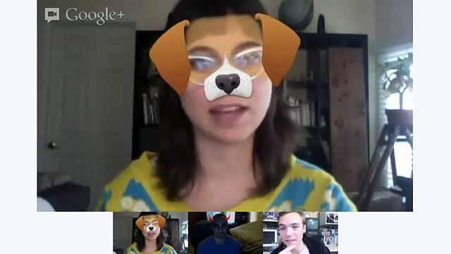 HANGOUT WITH CREATORS OF PUBERTINA AND DOS & DONTS (Emily Brundige + Ryan Naumann)