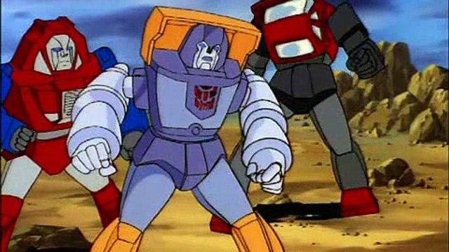 Transformers S01e03