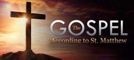 Pasolini's The Gospel According to St. Matthew  (1964)