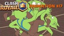 Clash Royale Animation - 17_ Goblin Barrel attack! (Parody) ( 1080 X 1920 )