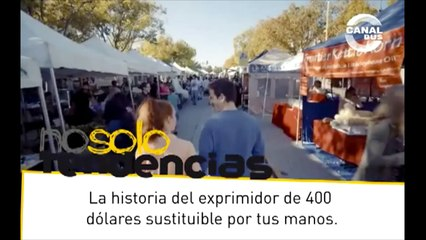 Exprimidor wifi de zumos | nosolotendencias.es