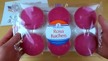 Pink Cakes from Holland