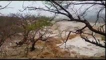 Cyclone Mekunu causes Overflowing Rivers in Oman...!!!Live from Salalah...!!!!