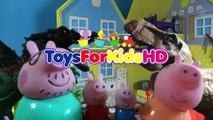 Videos de Peppa Pig en español - Peppa Pig visita la granja con su familia - Peppa la cerdita