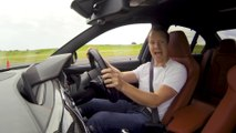 BMW M3 Comp Pack vs BMW M4 GTS   Drag Races   Top Gear