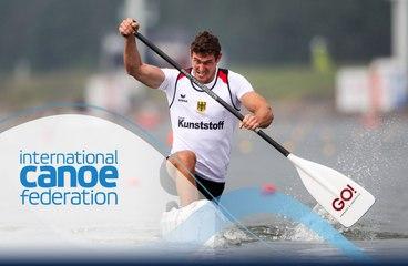 2018 ICF Canoe Sprint World Cup 1 Duisburg / Day 3: Finals