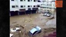 Cyclone Mekunu in Dhofar Oman